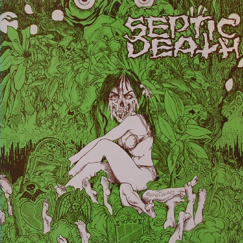 SEPTIC DEATH Need So Much Attention LP