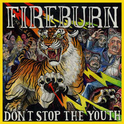 FIREBURN Don't Stop The Youth 12""