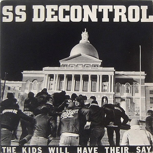 SSD The Kids Will Have Their Say LP